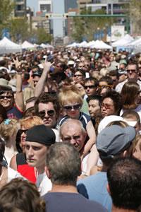 4th street lilac festival